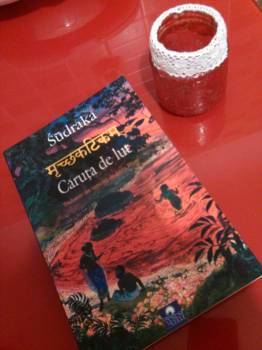 Caruta de lut - Sudraka, sanscrita